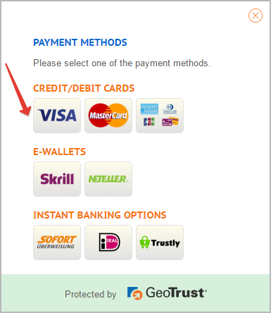How to pay for a lottery ticket using a bank card? - Lotto Agent